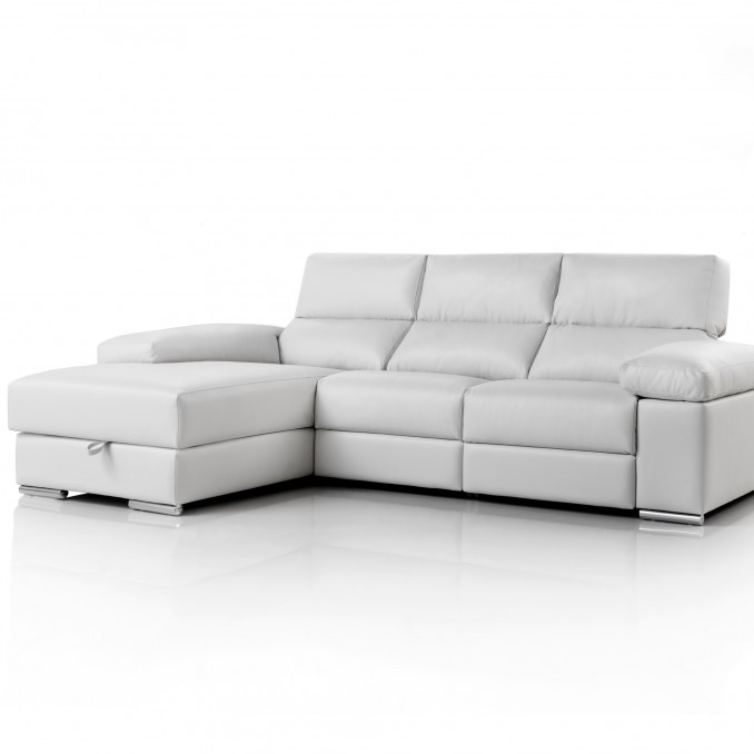 Sofá  <span class='notranslate'>chaise-longue</span>  525