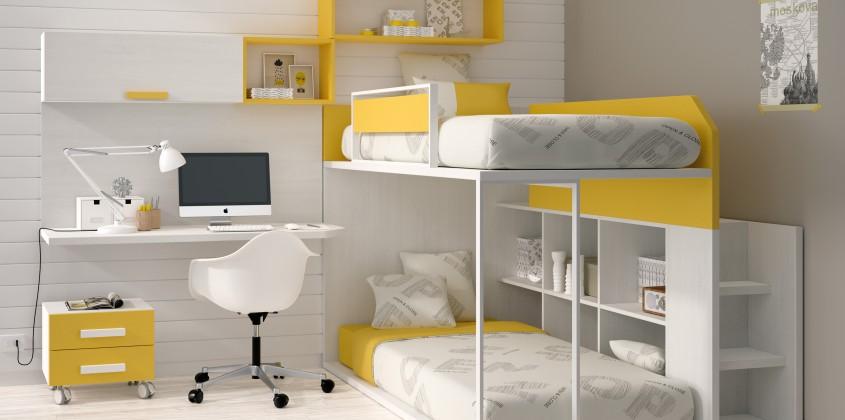 Dormitorio juvenil 214